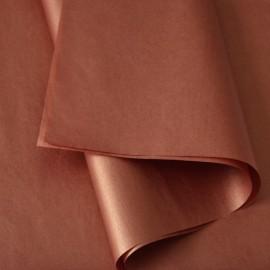 Papier de soie: Cuivre n°813