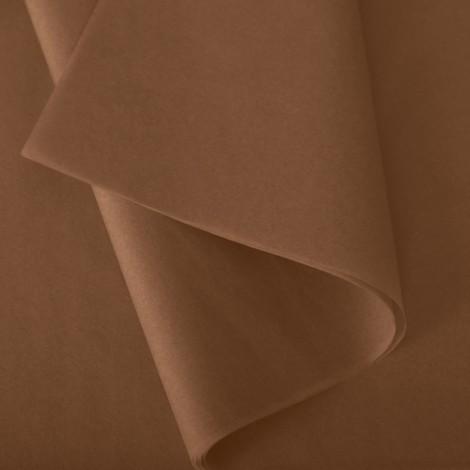 Papier de soie: Marron n°201