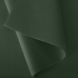 Papier de soie: Vert bouteille n°54