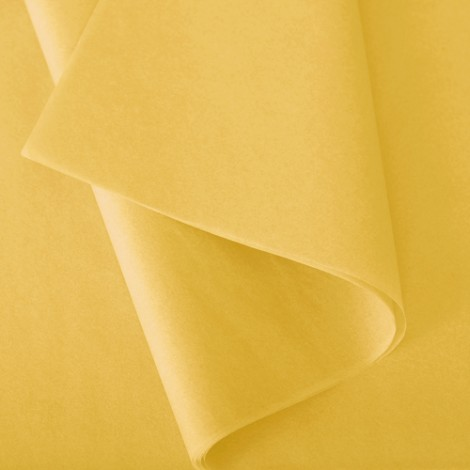 Papier de soie: Bouton d'or n°11